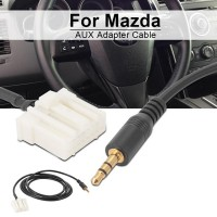 AC515. Kabel Aux USB Input Adapter Cable 3.5mm For Hyundai Kia Sportage