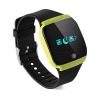 AC576. Smart Wristband E07S Waterproof Sports Fitness Tracker Bluetooth