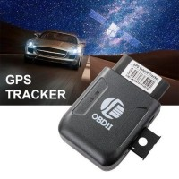 AH209. GPS / GPRS Tracker Mobil Motor Truk OBD II Realtime Mini Vehicle