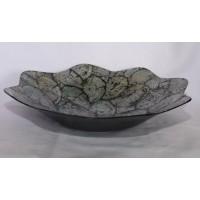B006. Shell Craft Bowl Mangkok Dekorasi Hiasan Pajangan Bahan Dasar Kerang