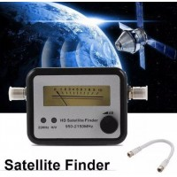 BI466. Satellite Signal Finder W/ Coaxial Cable GSF-9502 950-2150MHZ HD