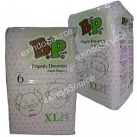 BP-6XL. ADULT DIAPER / POPOK DEWASA, Ukuran XL, Isi :6pcs