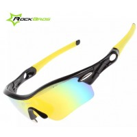 CS007. RockBros Polarized Cycling MTB Driving Fishing Glasses Outdoor Sports Sunglasses