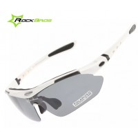 CS011. ROCKBROS Kacamata Sepeda, Bike Polarized Cycling Glasses Sport Sunglasses
