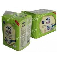 OP-9S. Oto Adult Diapers / Popok Dewasa Premium Ukuran S - Isi 9 X