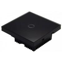 AH066. Saklar Sentuh Smart Touch Wall Control Light Switch Crystal Glass Panel